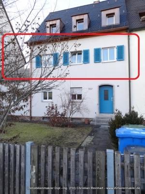 2,5 Zimmer Wohnung mit Dachterrasse
