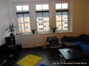 2 Zi. Apartment Wohnung Nürnberg Johannis Nr.7