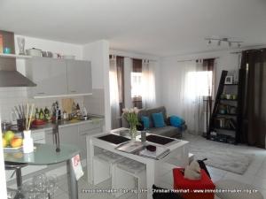 1 Zi. Appartement mit Balkon und TG zentral in Johannis