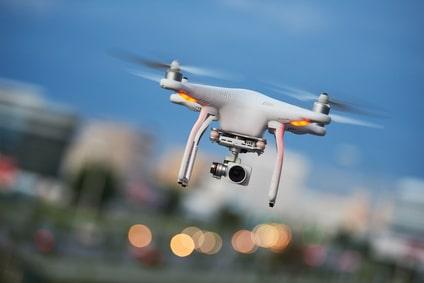 Drohne für Haus Luftbilder Immobilienmakler Nürnberg