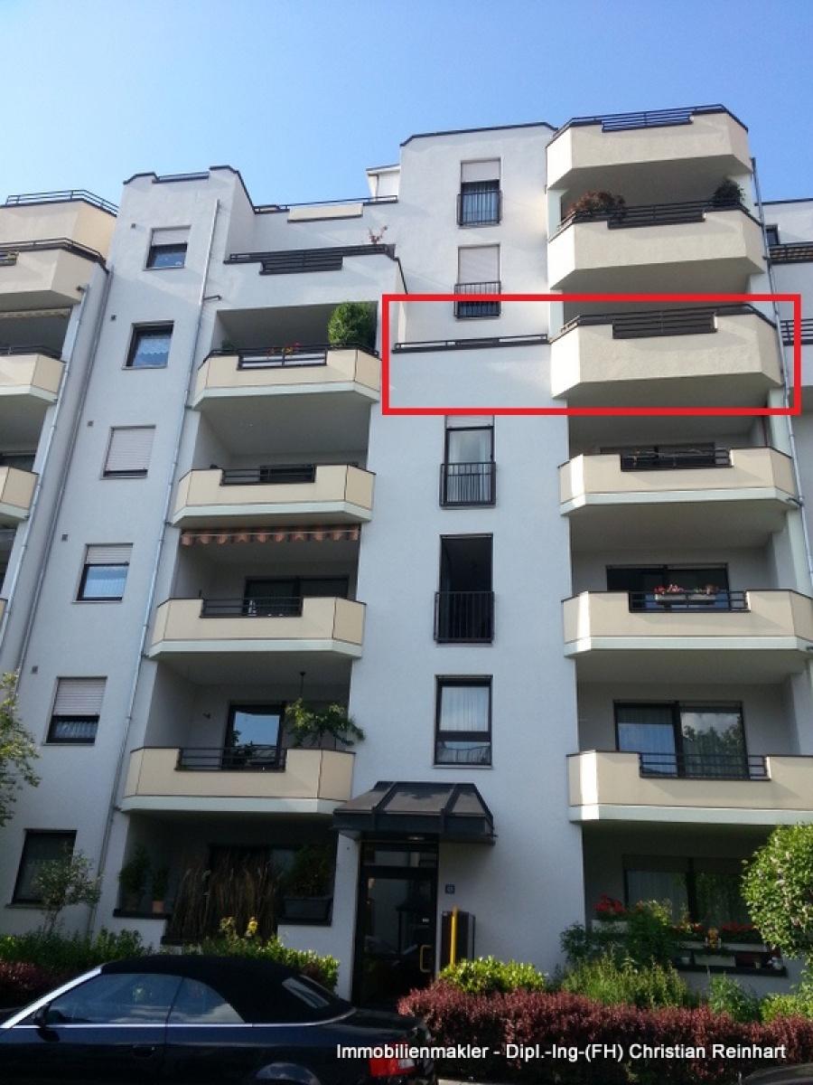 2 zimmer wohnung mit balkon in thon immobilienmakler for 2 zimmer wohnung nurnberg